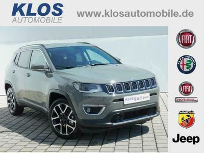 gebraucht Jeep Compass 1.3 GSE LIMITED 269€mtl. DCT NAVI XENON PDC CARPLAY