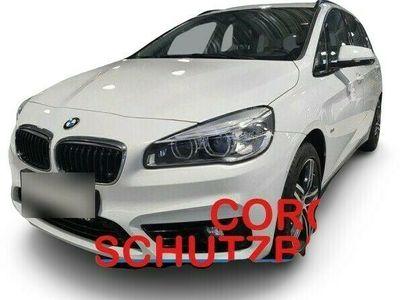 gebraucht BMW 218 Gran Tourer d Sport Line Klimaaut.