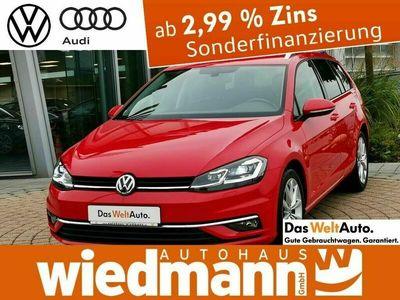gebraucht VW Golf Variant Highline 2,0l TDI 6-Gang