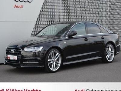gebraucht Audi A6 2.0 TDI S tronic S line Navi LED Leder PDC LM T