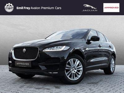 gebraucht Jaguar F-Pace 30d AWD Portfolio