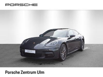 gebraucht Porsche Panamera 4S 2.9 BOSE LED PDLS Luftfederung