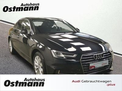 gebraucht Audi A4 Limousine Design Lim. 40 TDI LED*NAVI*EURO6