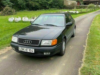 gebraucht Audi 100 2.8 H-Kennzeichen möglich
