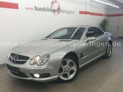 gebraucht Mercedes SL55 AMG AMG als Cabrio/Roadster in Plaue/Nähe Erfurt