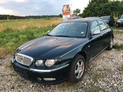 gebraucht Rover 75 2.0 CDT Classic 1999 Klima