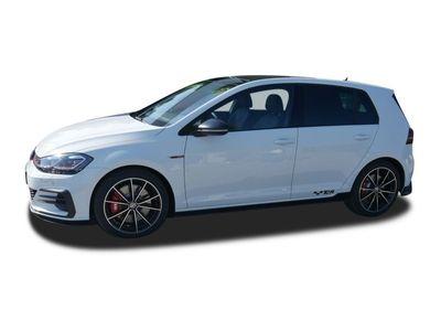 gebraucht VW Golf II 2.0 TSI DSG GTI TCR * ACC PANORAMA NAVI KAMERA LED ACTIVE INFO DISPLAY 18 ZOLL 213 kW (290 PS), Automatik