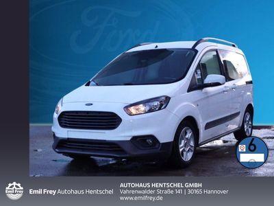 gebraucht Ford Transit Courier Trend 74 kW, 5-türig (Diesel)