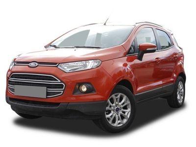 gebraucht Ford Ecosport 1.0 Benzin