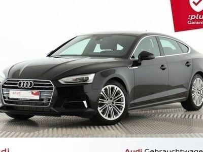 gebraucht Audi A5 Sportback Sport 40 TFSI S tronic AHK NAV+ XEN PDC SHZ