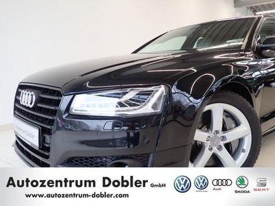 gebraucht Audi S8 plus quattro AHK HUD DAB 21ZOLL Standhzg. (Navi LE