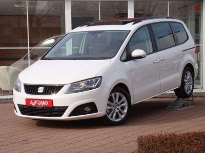 gebraucht Seat Alhambra 2.0 TDI Style 4Drive Xenon Navi Panoram