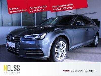gebraucht Audi A4 Avant Sport 2.0 TFSI/VIRTUAL/LED/PRIVACY/SOUND/NAVI+