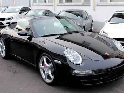 gebraucht Porsche 911 Carrera S Cabriolet 997 911/ 997 Tiptronic S 19 Zoll