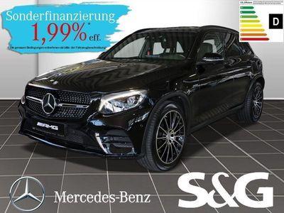gebraucht Mercedes GLC43 AMG AMG 4MATIC Distronic/360°/Navi/Parktronic