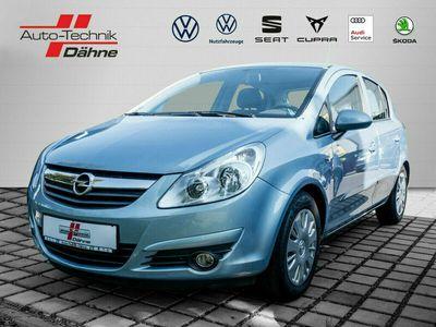 gebraucht Opel Corsa D 1.2 CATCH ME