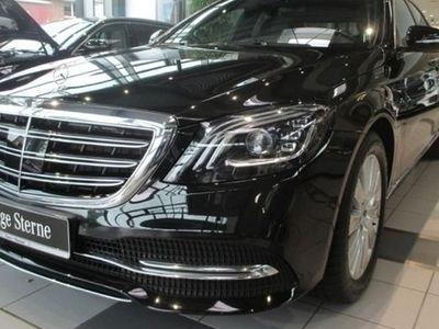 gebraucht Mercedes S350 d Sitzklima v.+h.,+Massage+Klima im Fond+