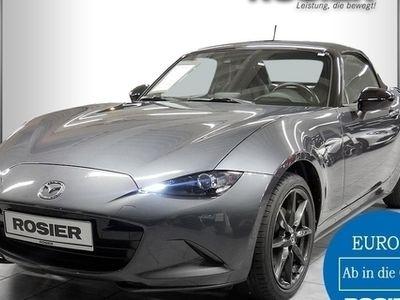 gebraucht Mazda MX5 2.0 SKYACTIV-G 160 Exclusive-Line LED Na