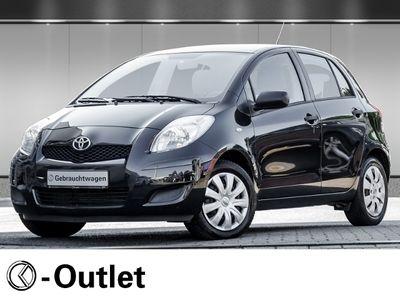 gebraucht Toyota Yaris 1.3 VVT-i Klima Radio CD