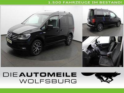 used VW Caddy Kombi 2.0 TDI DSG Comfortline/ACC/Navi/Alc (Klima