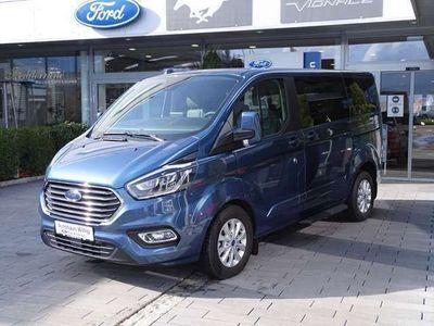 gebraucht Ford Custom Tourneo320 L1 Titanium Kombi, Xenon, Led als Van/Kleinbus in Bad Krozingen