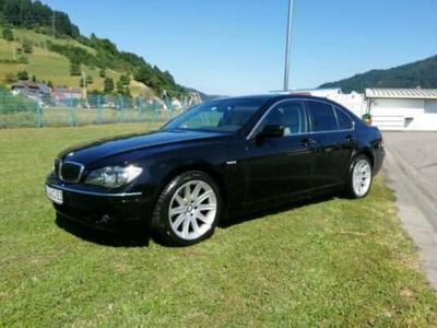 käytetty BMW 501 730 ld, ATM mittkm