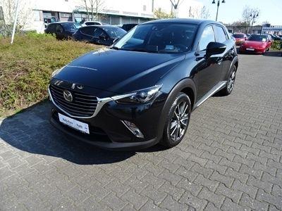 gebraucht Mazda CX-3 150PS Sports-Line *Allrad*Automatik*Navi*Scheckhef