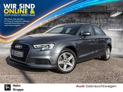 gebraucht Audi A3 Limousine 1.0TFSI EU6 Xen Pano Klima Navi Sitzh PDC