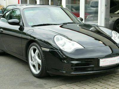 gebraucht Porsche 911 Carrera 9962 Coupe, 6.Gang,Scheckheft,Vollleder