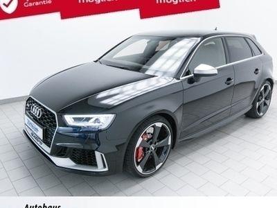gebraucht Audi RS3 Sportback RS Abgas/Designpaket Navi+ Virtual