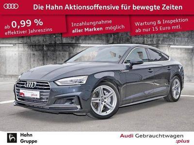 gebraucht Audi A5 Sportback sport 40 TDI quattro 140 kW (190 PS) S tronic