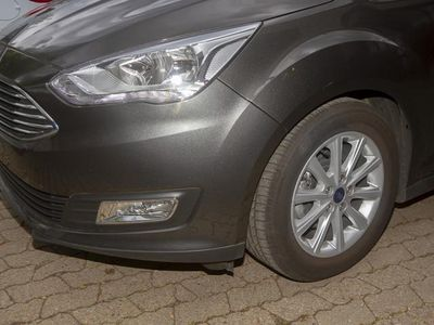 gebraucht Ford C-MAX 1.0 EcoBoost Titanium, Pano, Navi, Keyless