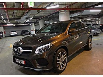 gebraucht Mercedes GLE350 Coupe d 4Matic 9G-TRONIC