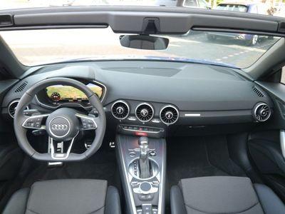 gebraucht Audi TT Roadster 1.8 TFSI S tronic 3x S line LED Navi
