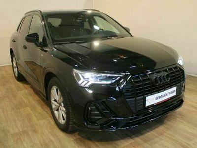 gebraucht Audi Q3 35 TDI S tronic S line LED-MMI-KeyGo-KAM-DAB-BT