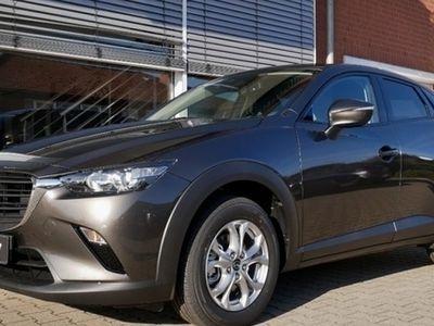 gebraucht Mazda CX-3 2018 2.0L 121 PS FWD CENTER-L. + TOUR.-P.