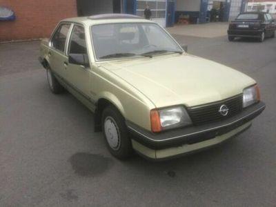 used Opel Ascona