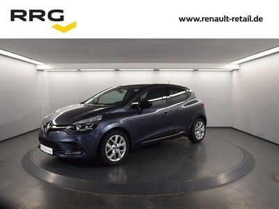 gebraucht Renault Clio IV IV LIMITED DELUXE TCe 90 KLIMAAUTOMATIK