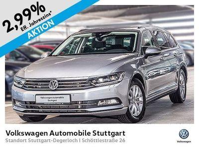 usado VW Passat Variant Comfortline 2.0 TDI DSG Navi Standheizung
