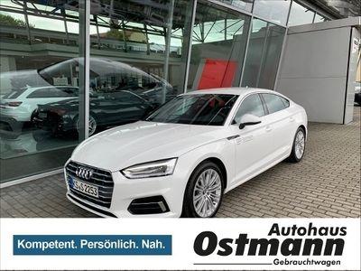 gebraucht Audi A5 Sportback 35 TDI S-tronic sport MMI Navi 5-Sitzer KLIMA XENON ALU