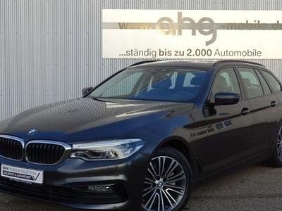 gebraucht BMW 520 d xDrive Touring Sport Line Komfortsitze AHK