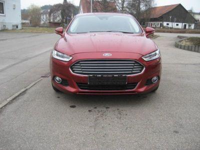 gebraucht Ford Mondeo 2.0 TDCi Aut. Titan. LED Navi, Alc/Led