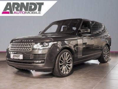 gebraucht Land Rover Range Rover SDV8 SVAutobiography
