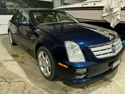 gebraucht Cadillac STS 4X4 AWD 4,6 NORDSTAR