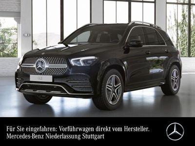 gebraucht Mercedes GLE400 d 4M AMG 360° Pano Multibeam Burmester