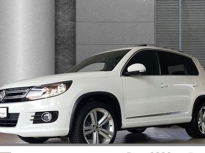 gebraucht VW Tiguan R-Line (PDC,GRA,SHZ,PARKLENK,) 1.4 TSI BMT
