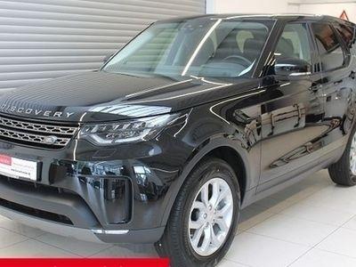 gebraucht Land Rover Discovery SD4 SE SKY VIEW LED KAMERA PANORAMA SITZPAKET WINTERPAKET