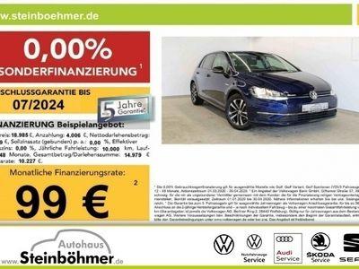 gebraucht VW Golf IQ.DRIVE 1.5TSI Navi ACC ParkAssist Bluetooth