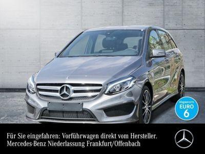 gebraucht Mercedes B200 d AMG NAVI LED BusiP ParkP LichtSichtP