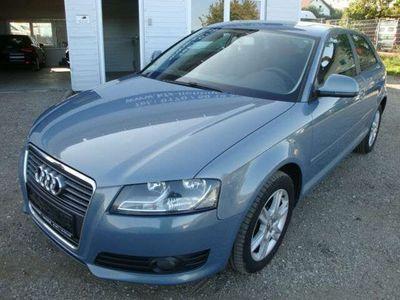 gebraucht Audi A3 2.0 TDI Attraction *Sitzheizung/Tempomat/BC*